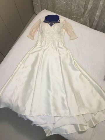 Vestido de Noiva - segundo casamento