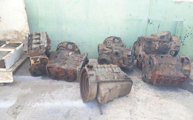 Motores MWM 4.10T Parcial