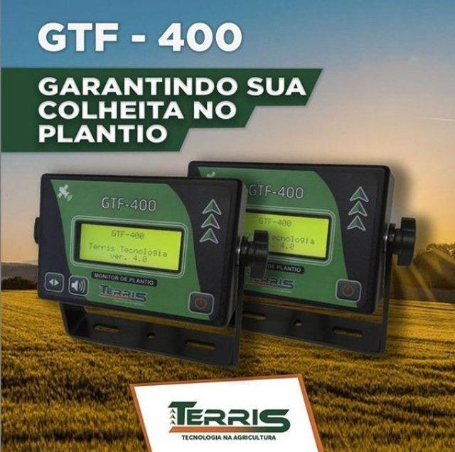 Monitor de plantio conta sementes GTF-400 - Foto 2