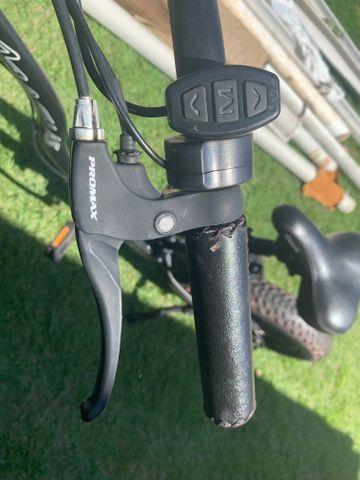 Bike elétrica dobrável - Foto 6