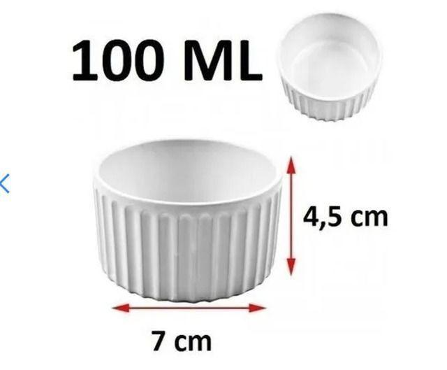 Ramequim em porcelana - Foto 2