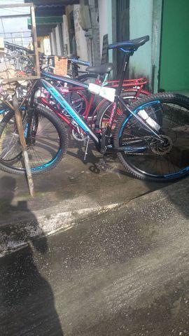 Vendo bikes e peças - Foto 5