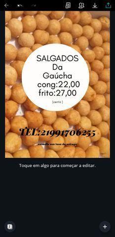 SALGADOS da Gaúcha - Foto 2