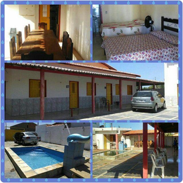 Alugo casas em Luís Correia por temporada