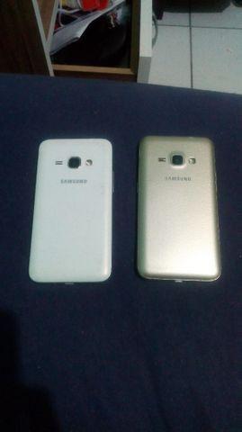 2 Samsung j1 por R$100 (preço negociável)