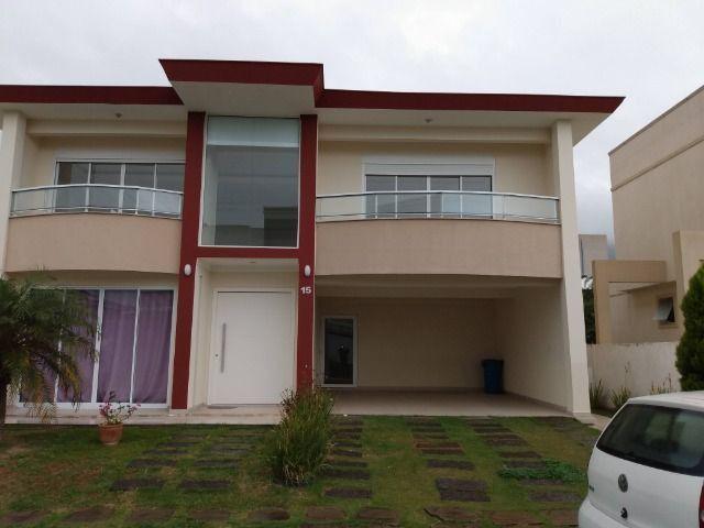 Excelente Casa - Condomínio Fechado - 3 Suítes - Aluguel Anual - Foto 2