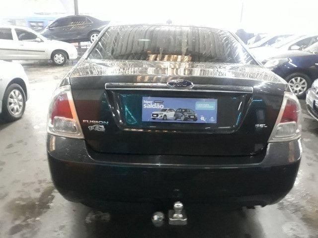 Ford fusion 2007 2.3 /162 cv automatico completo mais couro $23.990,00 - Foto 3