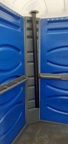 Banheiro quimico para cadeirante - Foto 6