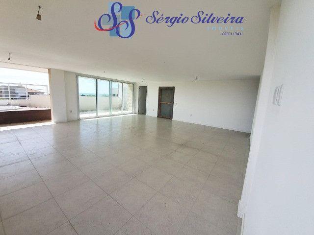 Cobertura no Golf Ville à venda no Porto das Dunas com 3 suítes - Foto 3