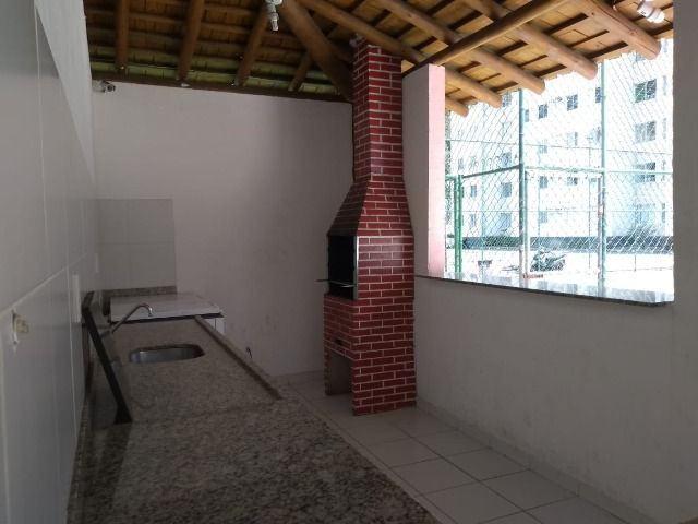 Apartamento 2/4 Mobiliado em Salvador - Foto 17