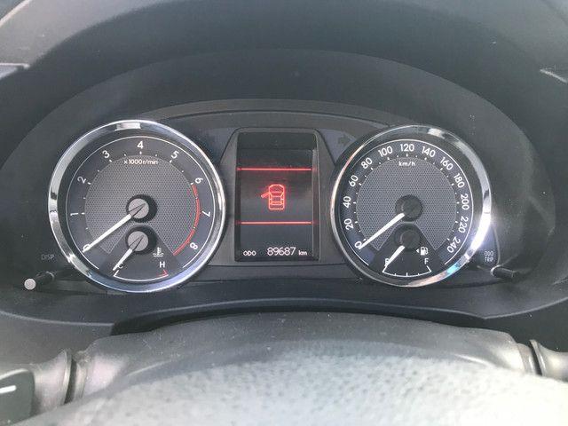 Corolla Xei automático modelo 2016 - Foto 8