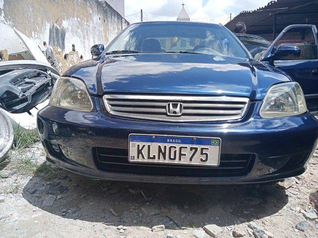 Civic 99 lx LEIA A DESCRIÇÃO