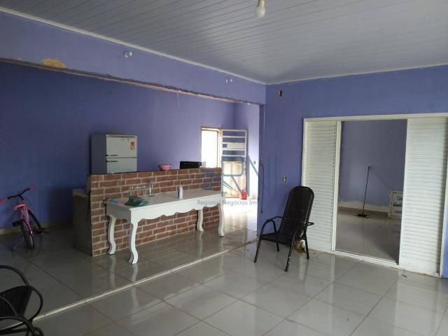 Casa com 5 dormitórios à venda, 200 m² por R$ 370.000,00 - Sena Marques - Barra do Garças/ - Foto 4