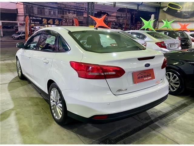Ford Focus 2.0 se plus 16v flex 4p powershift - Foto 8