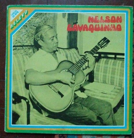 """LP Nelson Cavaquinho - """"Depoimento do Poeta"""""""