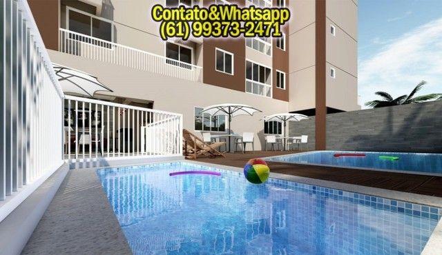 Apartamento para Comprar em Goiania, com 2 Quartos (1Suíte), Lazer Completo! Parcelamos! - Foto 6