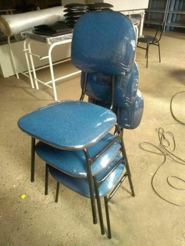 Cadeiras estofadas  3/4  - Foto 6