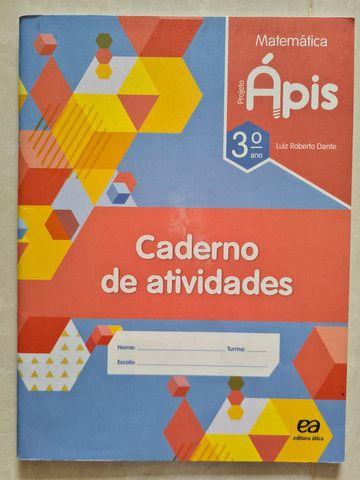 Projeto Ápis Matemática- 3° Ano - Foto 3