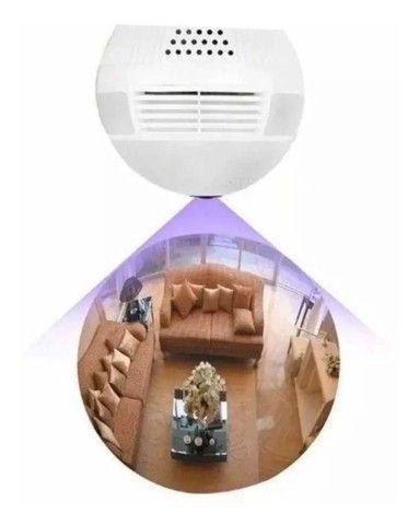 lâmpada espiã 360 Wi-Fi - Foto 3