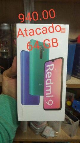 Xiaomi redmi 9 64g 4ram novo  com garantia