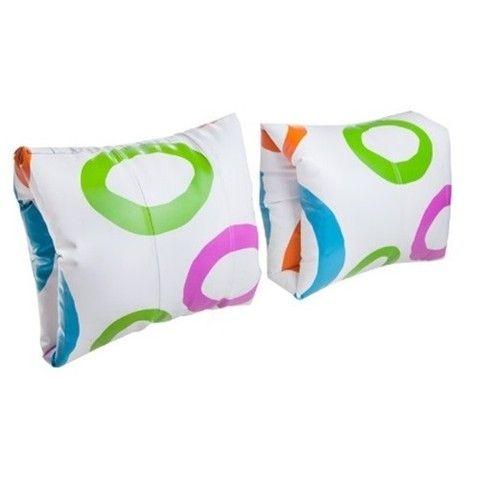 Bóia Infantil de Braço Nova - Nautika Fashion Colors - Nova e Nunca Usada