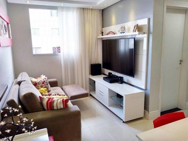OPORTUNIDADE - Lindo apartamento 2 quartos com suíte - Armários planejados em Abrantes, Ca - Foto 3