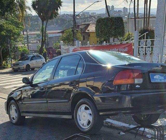 CIVIC AUTOMÁTICO LINDO CARRO - Foto 5