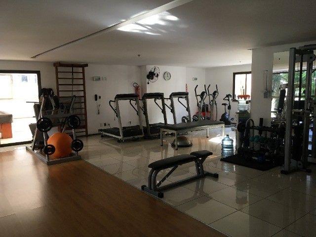 Alugo Magnífico Apartamento de Luxo- Um por Andar- 320m2- Ed. Casa Rosa- Aldeota - Foto 9