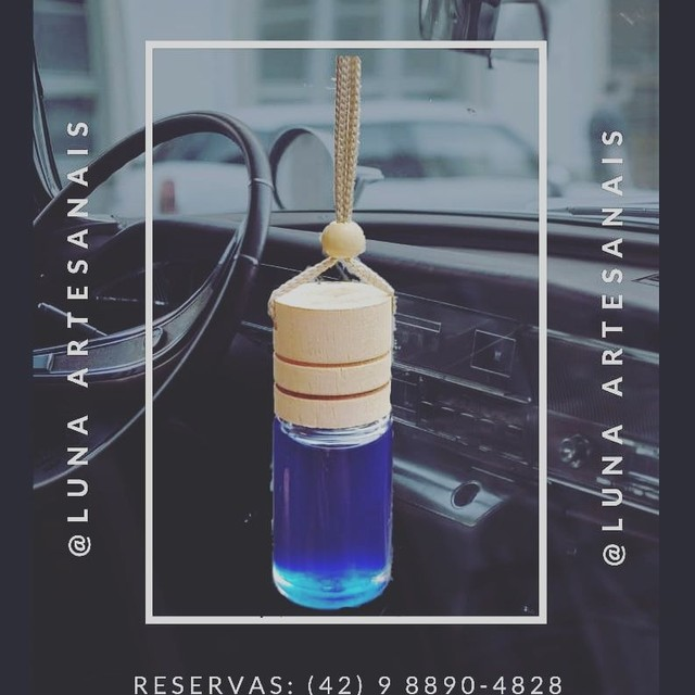Aromatizador de carro