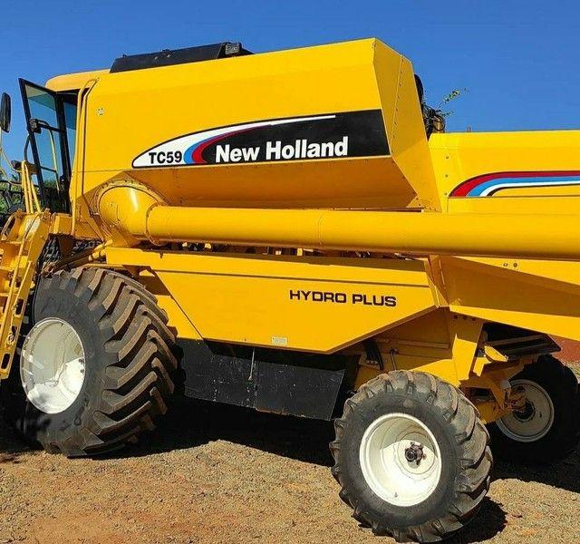 New Holland TC 59 - Foto 6