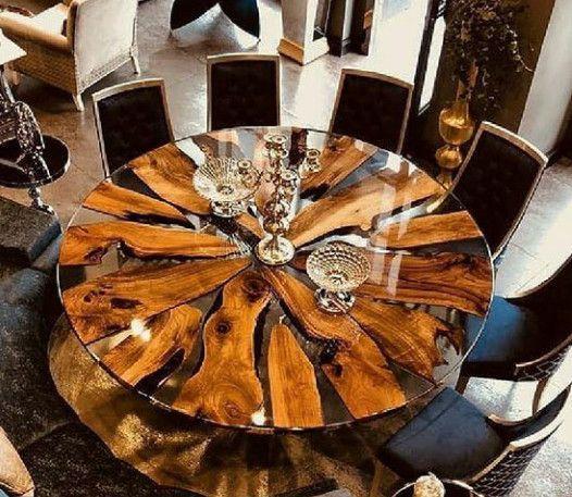 Mesas River table, fabricamos sob medida - Foto 6