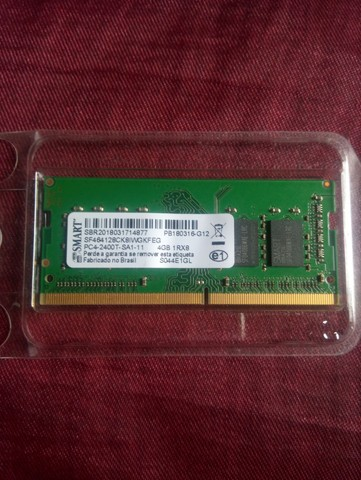 Memoria Smart ddr4 4GB