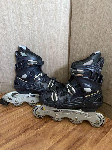 Traxart - Wolf in line skates Roller - Foto 4