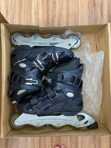 Traxart - Wolf in line skates Roller