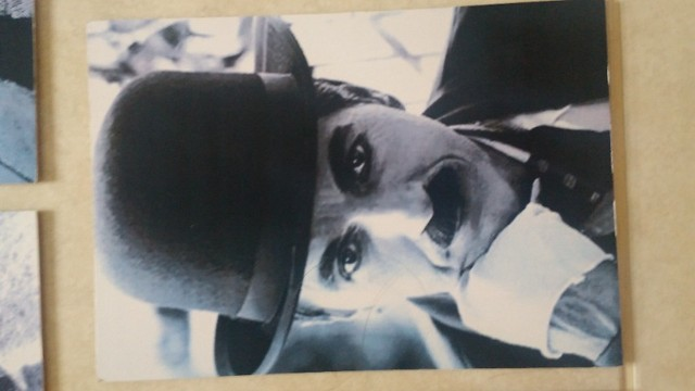 Placas decorativas Charles Chaplin - Foto 2
