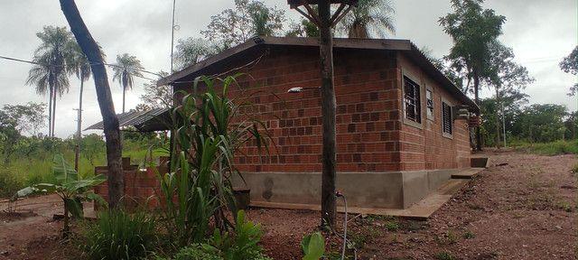 Rancho 12,5x40 BR  Ms-345 Km 21 poço artesiano, 300mts do Rio Miranda - Foto 3
