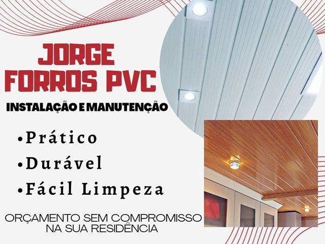 Jorge Forro PVC