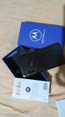Motorola one macro, 64gb , 4 de ram - Foto 2