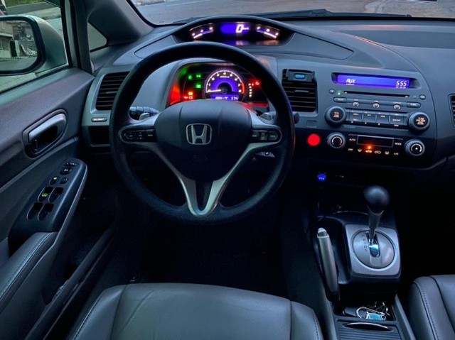 Honda Civic LXL Se 1.8 16V Aut 2011/2011 - Foto 5