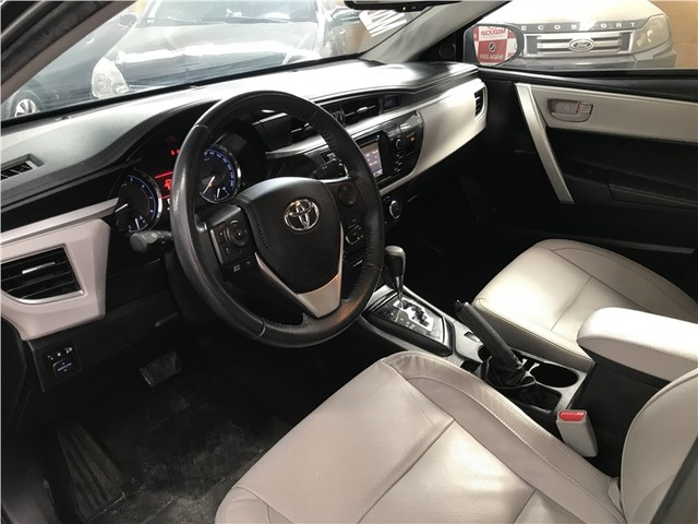 Toyota Corolla 2017 2.0 xei 16v flex 4p automático - Foto 6