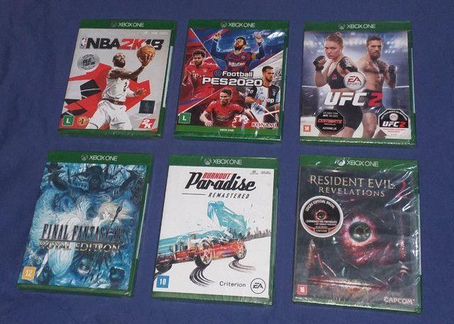 Jogos Xbox One lacrado zap * - Foto 2