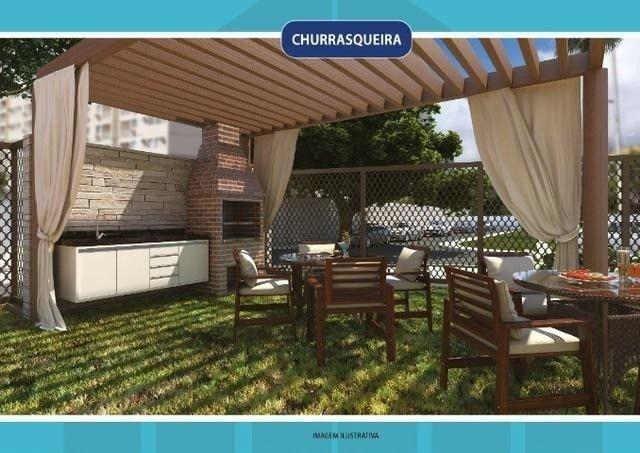DM - Lançamento na Imbiribeira, 2 ou 3 quartos, condomínio club lazer completo - Foto 17