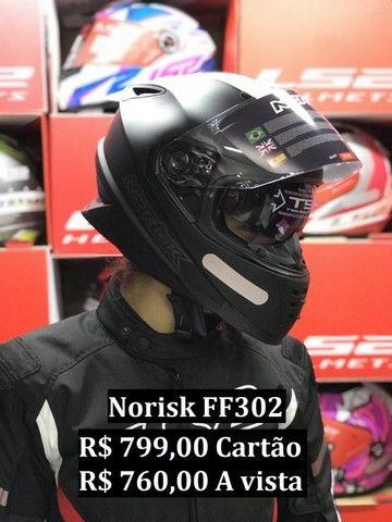 Capacetes NoRisk a partir de R$ 425,00 JL Parts - Foto 10