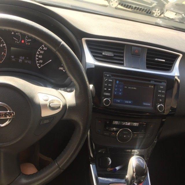 Sentra SV 2017 automático top - Foto 7
