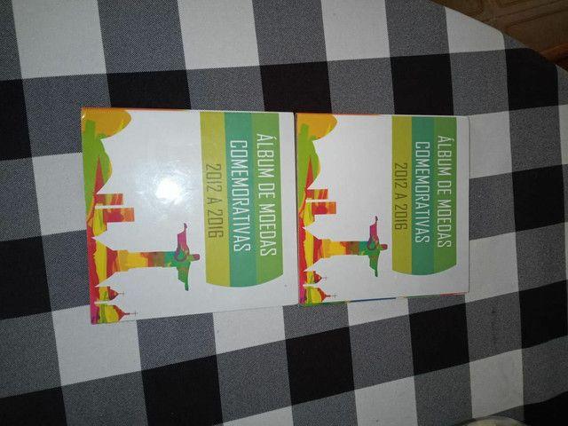 Álbum coleção das olimpíadas. - Foto 2