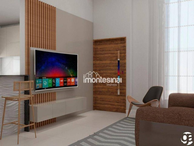 Casa com 3 quartos à venda, 98 m² por R$ 230.000 - Cidade das Flores - Garanhuns/PE - Foto 3