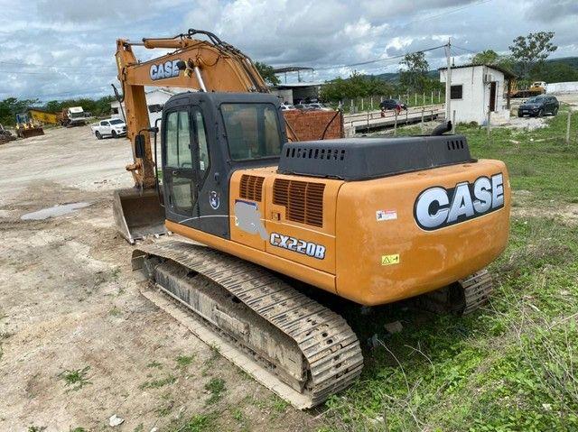 Escavedeira  Hidráulica  case Cx 22008 - Foto 3