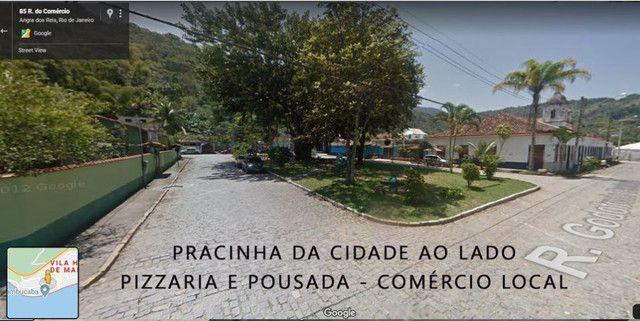 Grande Oportunidade - Casa na vila histórica de Mambucaba - 100mts da praia