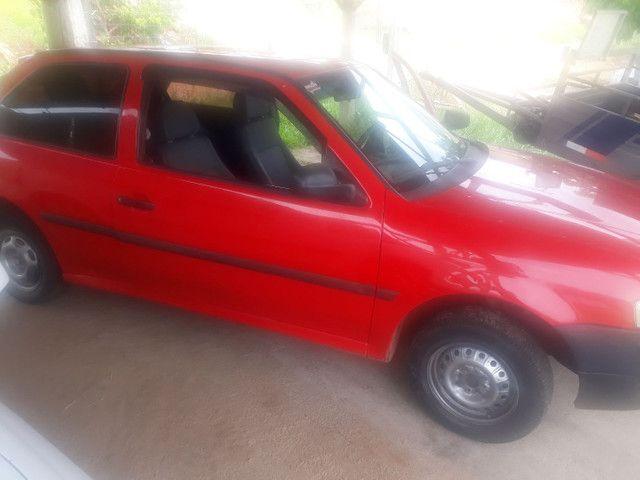 Gol g4 vermelho básico modelo básico modelo 2008 ano 2007