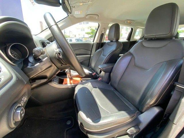 Apenas Hoje!!!Jeep Compass Longitude 2.0 4x2 Flex Aut. 2019/2020 - Foto 8